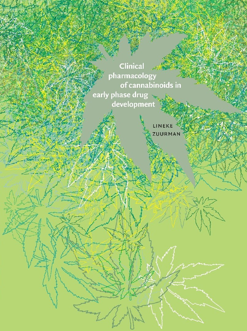 Clinical pharmacology of cannabinoids in early phase drug